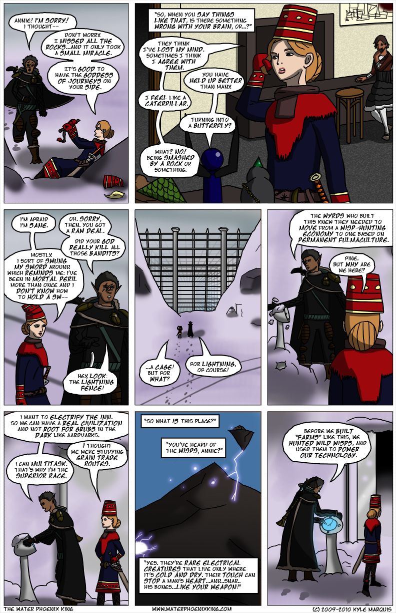 Water Phoenix King Chapter 3 Page 4