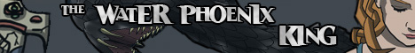 The Water Phoenix King Banner Ad